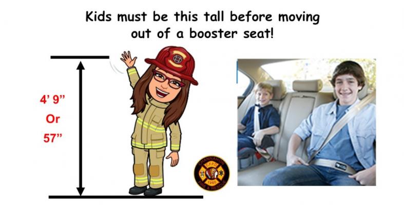 Child Safety Seat Month